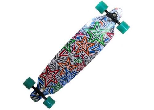 Лонгборд или скейтборд?