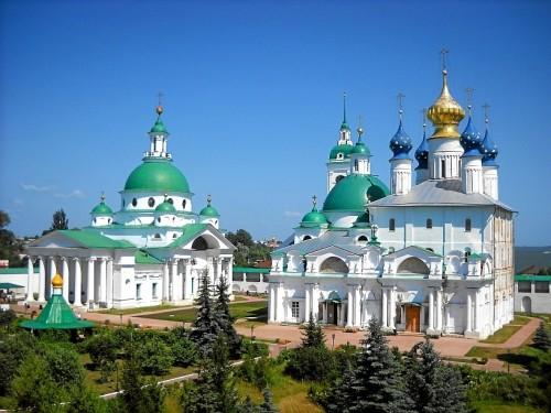 Что посмотреть в Ростове Великом