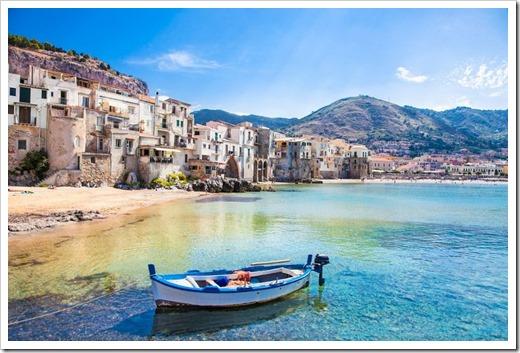 Что привезти из поездки на Сицилию