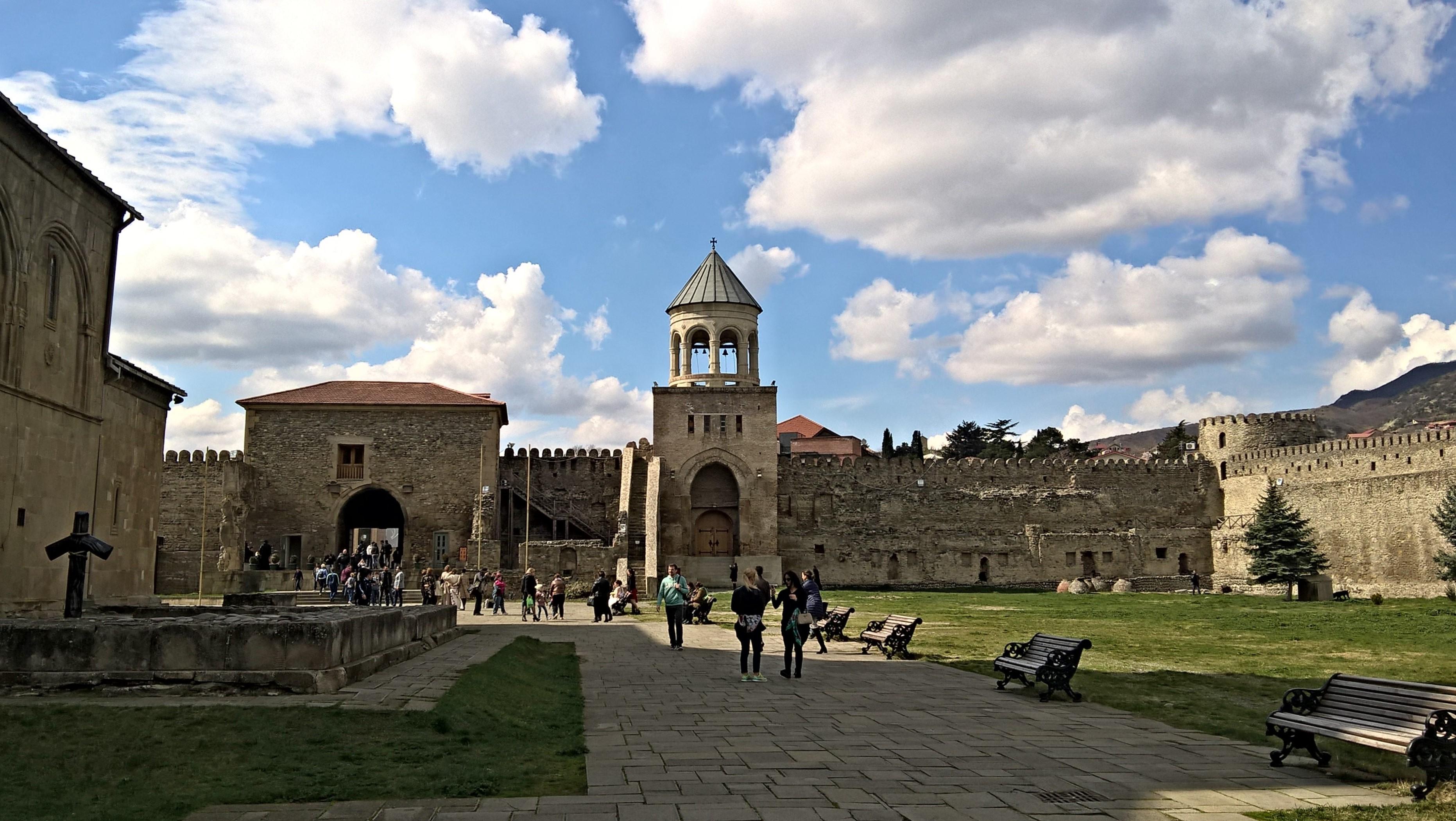 Мцхета — древний город