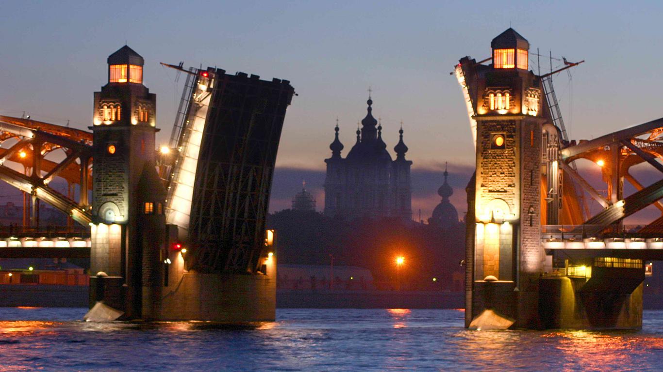 Преимущества разводных мостов