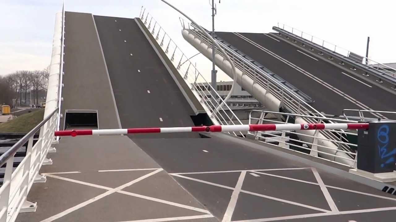 Как устроен разводной мост