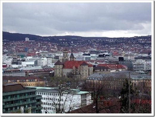 Историческое прошлое Баден-Вюртемберга