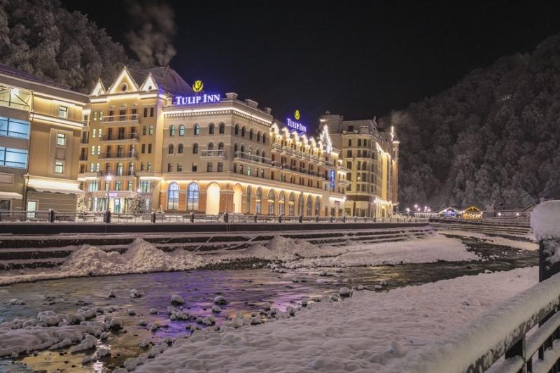 Курорт Роза Хутор