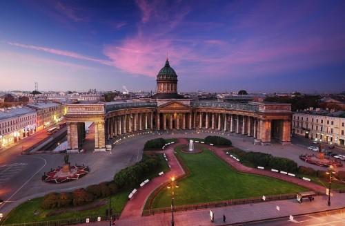 В честь чего построен Казанский собор