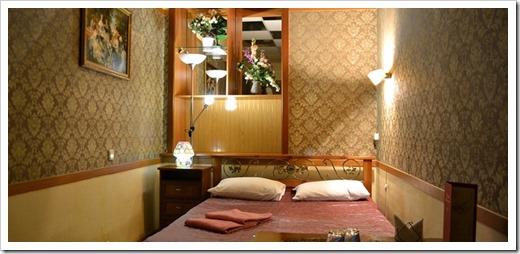 апартаменты от отеля Romani