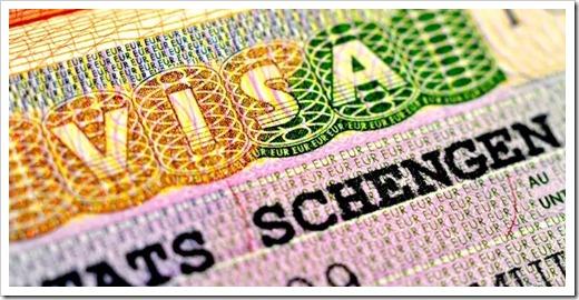 Стоимость получения визы через туроператора