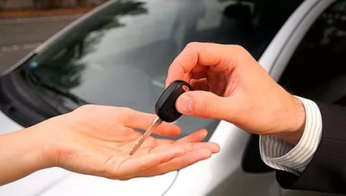 как взять машину в аренду