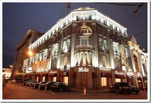 Сколько стоит гостиница в Москве?