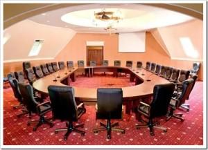 Основные черты конференц-зала