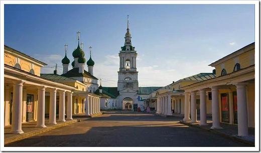 Архитектура Костромы