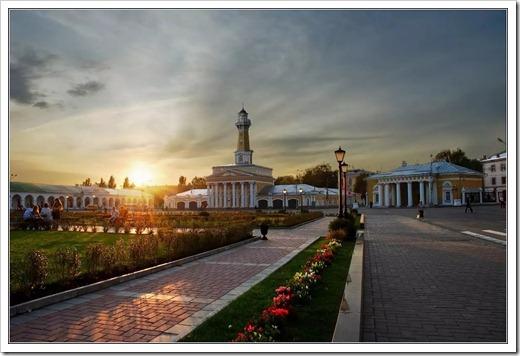 Площадь Ивана Сусанина