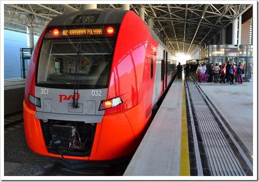 Какой транспорт в принципе доступен до Красной поляны?