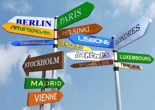 С чего начать путешествие по Европе