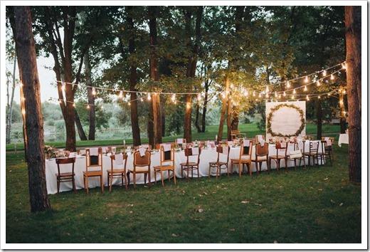 ТОП-4 красивых мест, где можно провести свадьбу под открытым небом