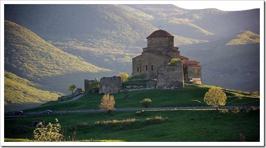 Самые красивые места в Грузии