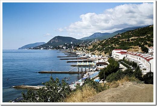 Где остановиться на отдых в Крыму?