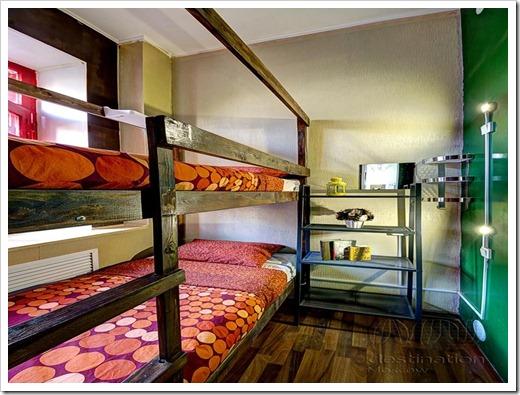 Положительные аспекты проживания в хостеле