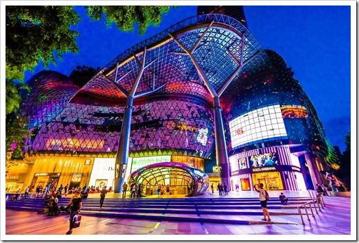 Жара – другая крайность Сингапура