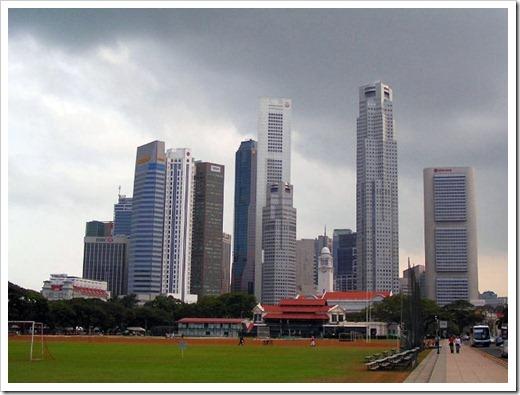 Когда лучше ехать в Сингапур?