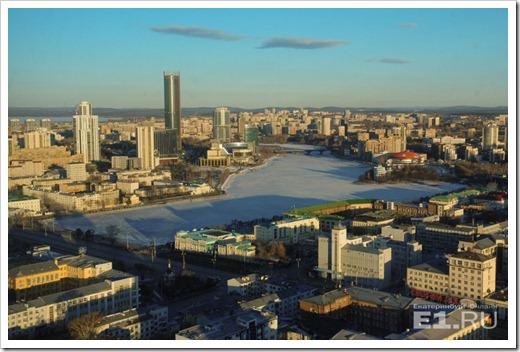 В каком районе Екатеринбурга самая дешевая аренда квартиры?