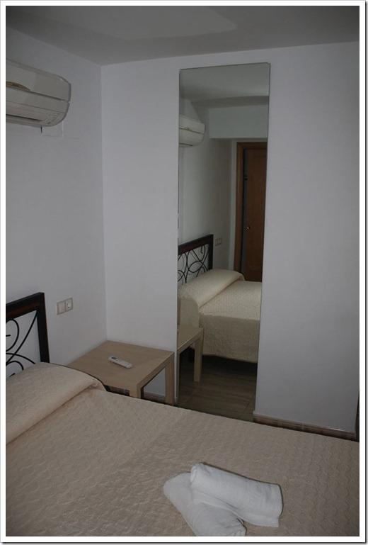Оснащение номеров в отеле Villa Livia