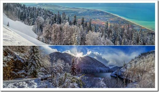 Красота природы Абхазии непередаваема