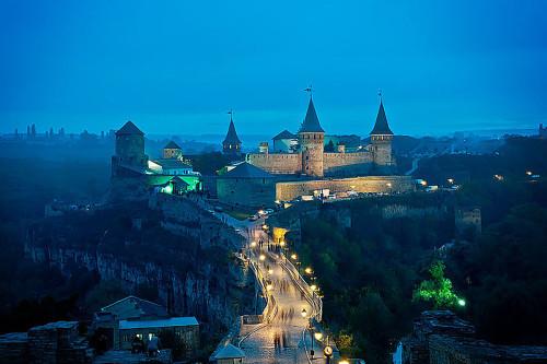 Чем интересна Украина для туристов