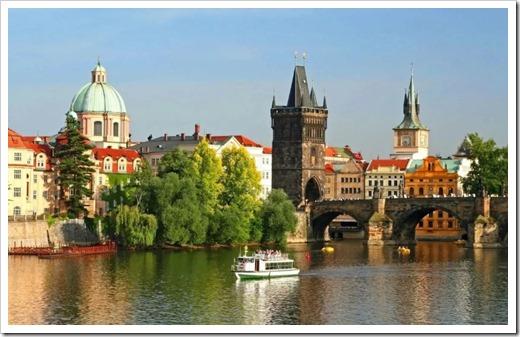 Путешествия по Праге