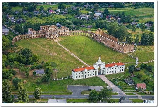 Какие достопримечательности есть в Беларуси