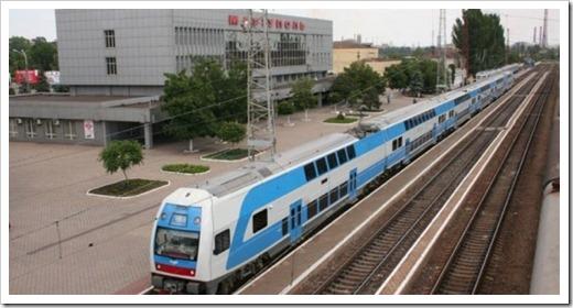 Как заказать ЖД билеты из Киева в Мариуполь и какой сейчас график движения поездов этого направления